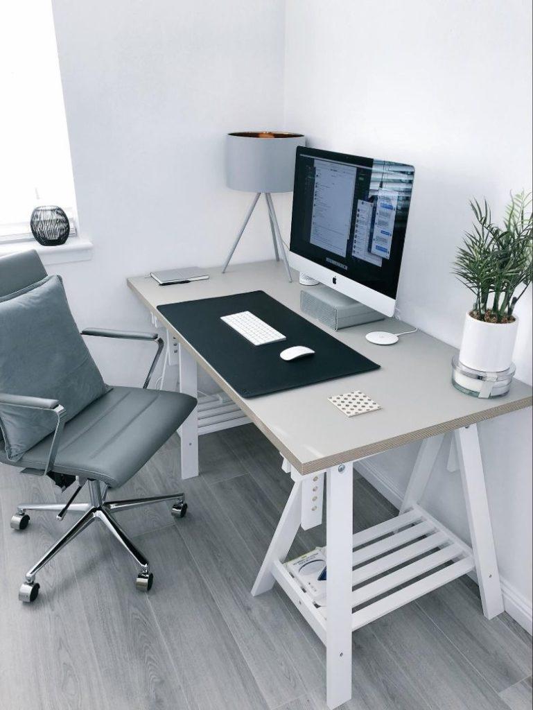 Home Office Einrichtung