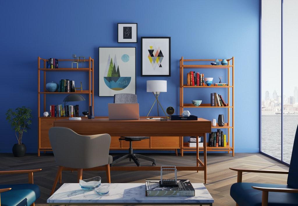 Home-Office einrichten