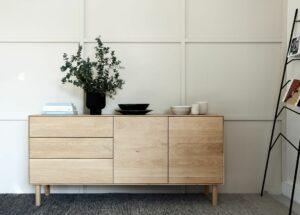 Büroschrank Holz